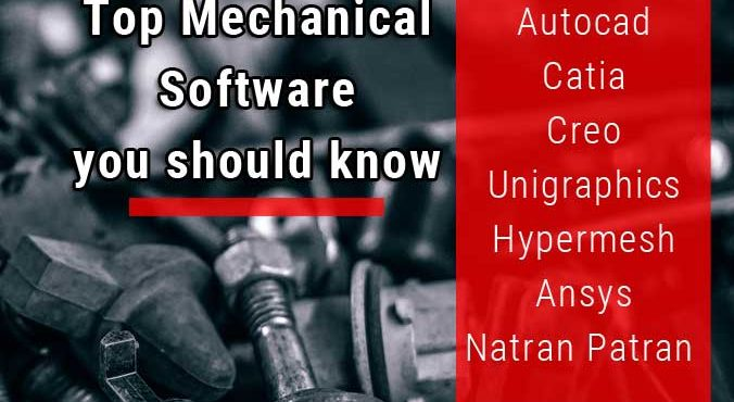 Top Mechanical Software you should know