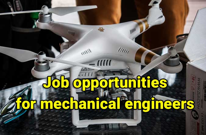 Job opportunities for mechanical engineers in Bangalore